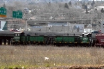 BNSF 3605 & BNSF 3701